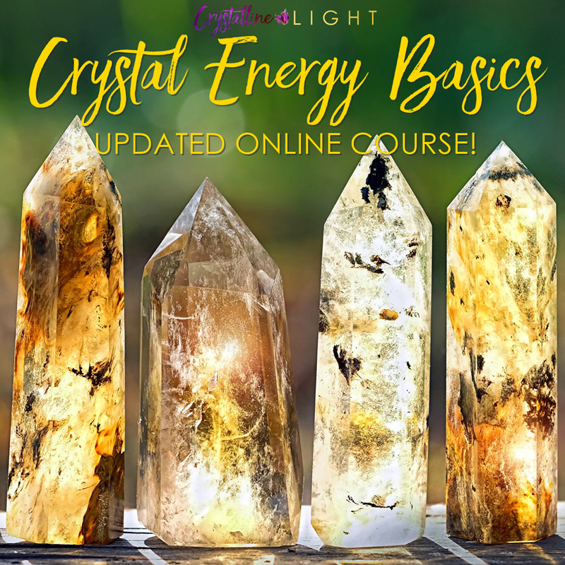 Crystal Energy Basics Insta