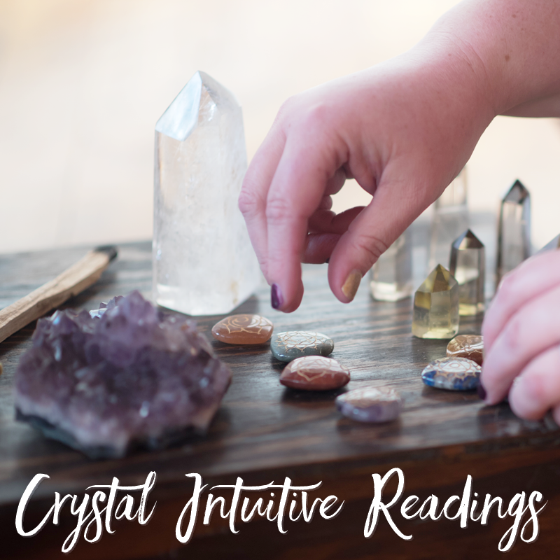 Crystal Intuitive Readings by Skype