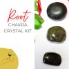root chakra crystals